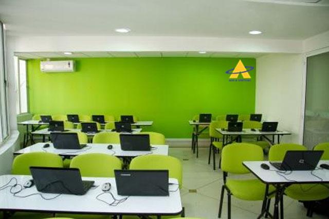 aulas equipadas