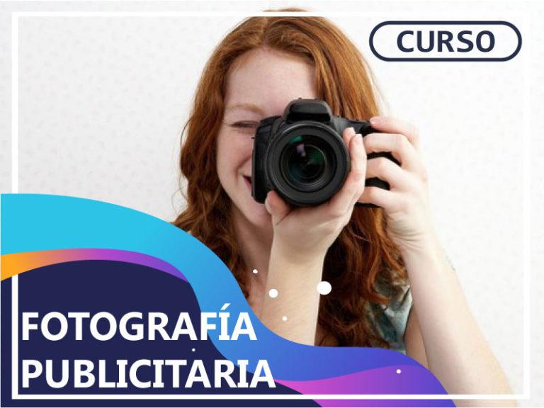 curso de fotografía publicitaria