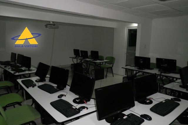 aula virtual arrienda